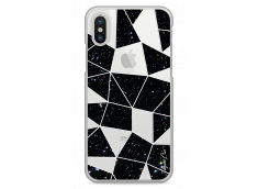 Coque iPhone X Shine Sky Marble