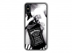 Coque iPhone X Jack Girl