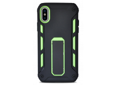 Coque iPhone X Protect Max-Vert