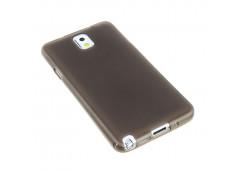 Coque Samsung Galaxy Note 3 Silicone Opaque-Noir