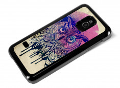 Coque Samsung Galaxy S5 Mini Owl Face