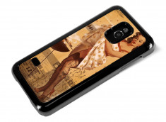 Coque Samsung Galaxy S5 Mini Vintage-Hot Barbecue