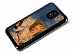 Coque Samsung Galaxy S5 Mini Vintage-Hot Letter