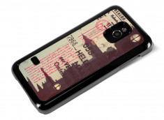 Coque Samsung Galaxy S5 Mini Vintage-Kisses from London