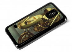 Coque Samsung Galaxy S5 Mini Vintage-Old Bike