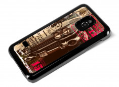Coque Samsung Galaxy S5 Mini Vintage-Old Car