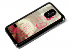 Coque Samsung Galaxy S5 Mini Vintage-Paris Brume