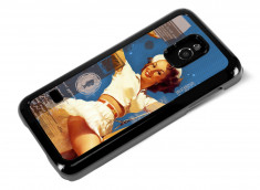 Coque Samsung Galaxy S5 Mini Vintage-Sailor Pin Up
