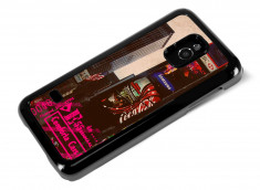 Coque Samsung Galaxy S5 Mini Vintage-Times Square