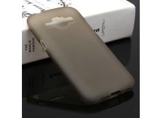 Coque Samsung Galaxy J1 Silicone Opaque-Noir