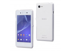 Coque Sony Xperia E3 Clear Flex