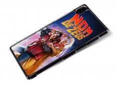 Coque Sony Xperia Z3 Retour Vers le Futur-Nom de Zeus