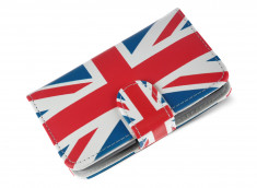 Etui Wiko Cink Plus British Flag