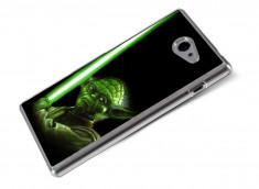 Coque Sony Xperia M2 Yoda