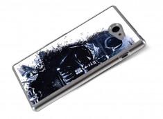 Coque Sony Xperia M2 Dark Vador