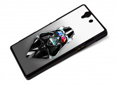 Coque Sony Xperia Z Dark Colour