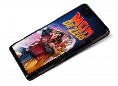 Coque Sony Xperia Z1 Compact Retour Vers le Futur-Nom de Zeus