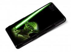 Coque Sony Xperia Z1 Compact Yoda