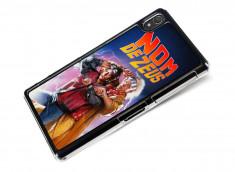 Coque Sony Xperia Z2 Retour Vers le Futur-Nom de Zeus