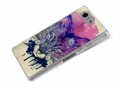 Coque Sony Xperia Z3 Compact Fox Face
