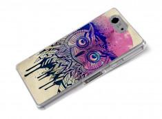Coque Sony Xperia Z3 Compact Owl Face