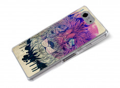 Coque Sony Xperia Z3 Compact Lion Face