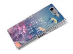 Coque Sony Xperia Z3 Compact My Future is coming on