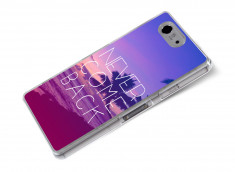 Coque Sony Xperia Z3 Compact Never Come Back