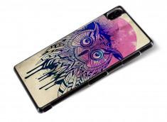 Coque Sony Xperia Z3 Owl Face