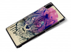 Coque Sony Xperia Z3 Wolf Face