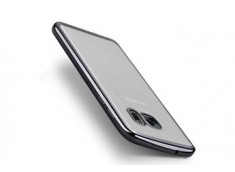 Coque Samsung Galaxy S6 Black Flex