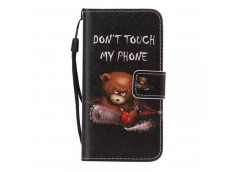 Etui Wiko U Feel Lite Don't Touch my Phone
