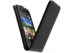 Etui HTC Desire 620 Business Class-Noir