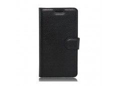 Etui Nokia Lumia 950 XL Leather Wallet-Noir