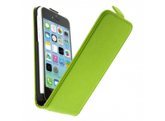 Etui iPhone 5C Business Class-Vert