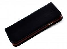 Etui Sony Xperia Z5 Leather Flip Flex-Noir