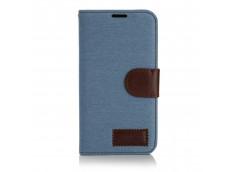 Etui LG G5 Jeans Style-Bleu clair