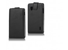 Etui LG Optimus G (E973) Flip Classic Leather