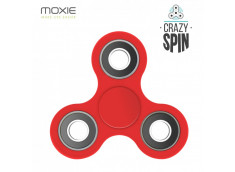 Crazy Spin LED- l'Anti Stress Red