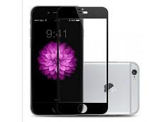 Film Protecteur iPhone 6/6S- 3D en Verre trempé (Full écran)-Noir