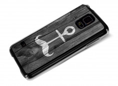 Coque Samsung Galaxy S5 Moustache Anchor