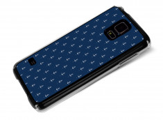 Coque Samsung Galaxy S5 Blue Little Anchor