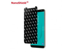 Film Huawei Y6 2018 2.5D NanoShield Anti Shock (case friendly)