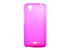 Coque Wiko Birdy Regular Flex-rose