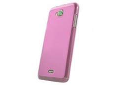 Coque Wiko Slide Regular Flex-rose