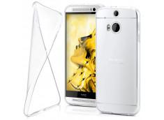 Coque HTC One M8 Clear Flex