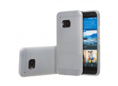 Coque HTC One M9 Silicone Opaque-Translucide