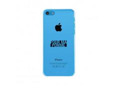 Coque iPhone 5C Intaglio Pour ma Pomme Transparent