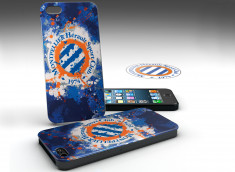 Coque Officielle iPhone 5/5S MHSC (Montpellier) 2014