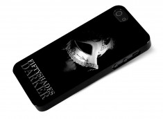 Coque iPhone 5/5S/SE Fifty Shades Darker